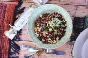 Cranberry Apple Wild Rice