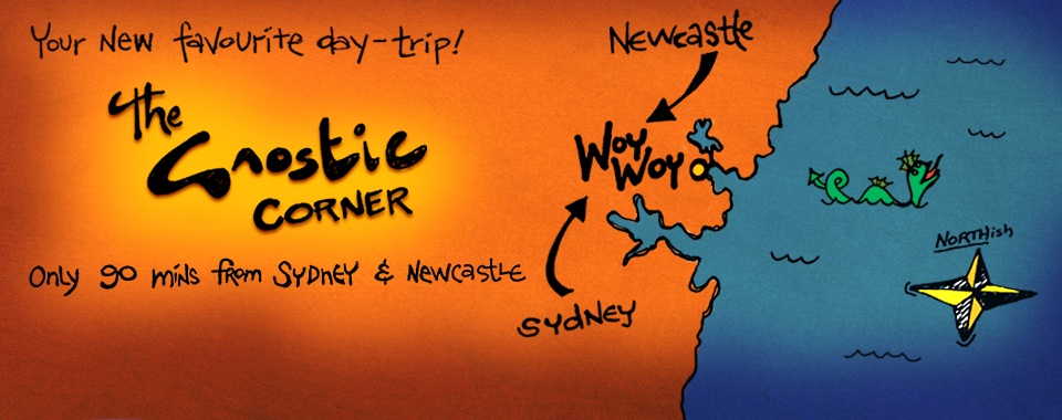 Gnostic Corner - A Central Coast Tourism Experience at Woy